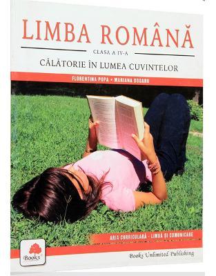 Libraria online eBookshop - Romana Clasa a -IV- a - Florentina Popa - Prior & Books