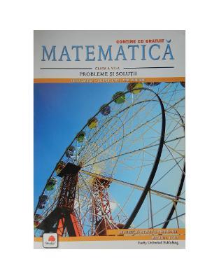 Matematica.Probleme si solutii- clasa a VII-a