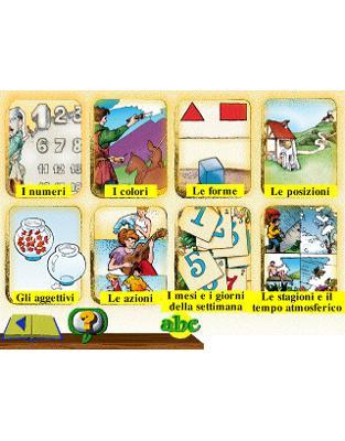 Eli Picture Dictionary: Vocabulario Illustrato