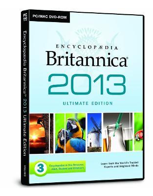 Encyclopaedia Britannica 2013 (DVD-ROM)