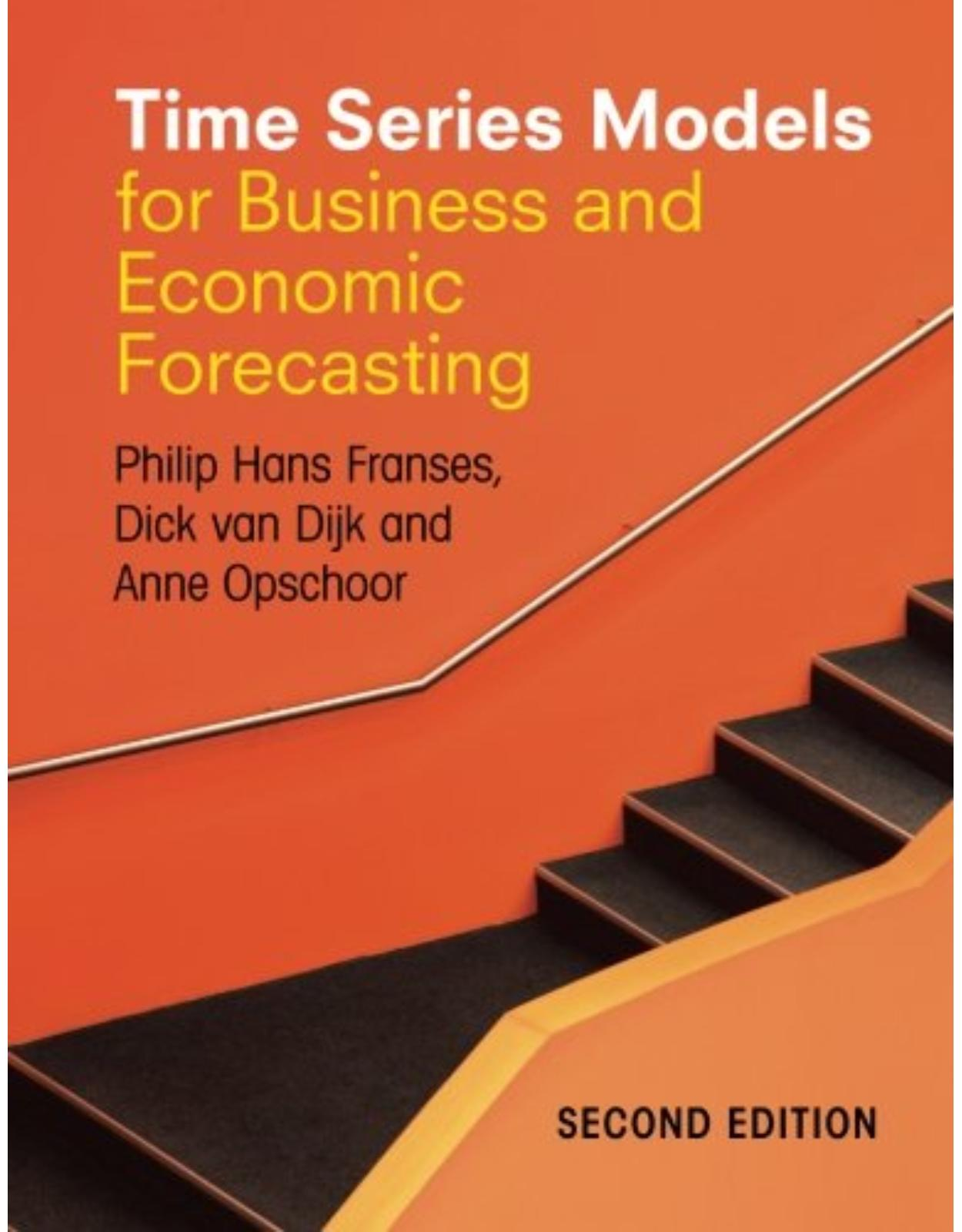 Time Series Models for Business and Economic Forecasting