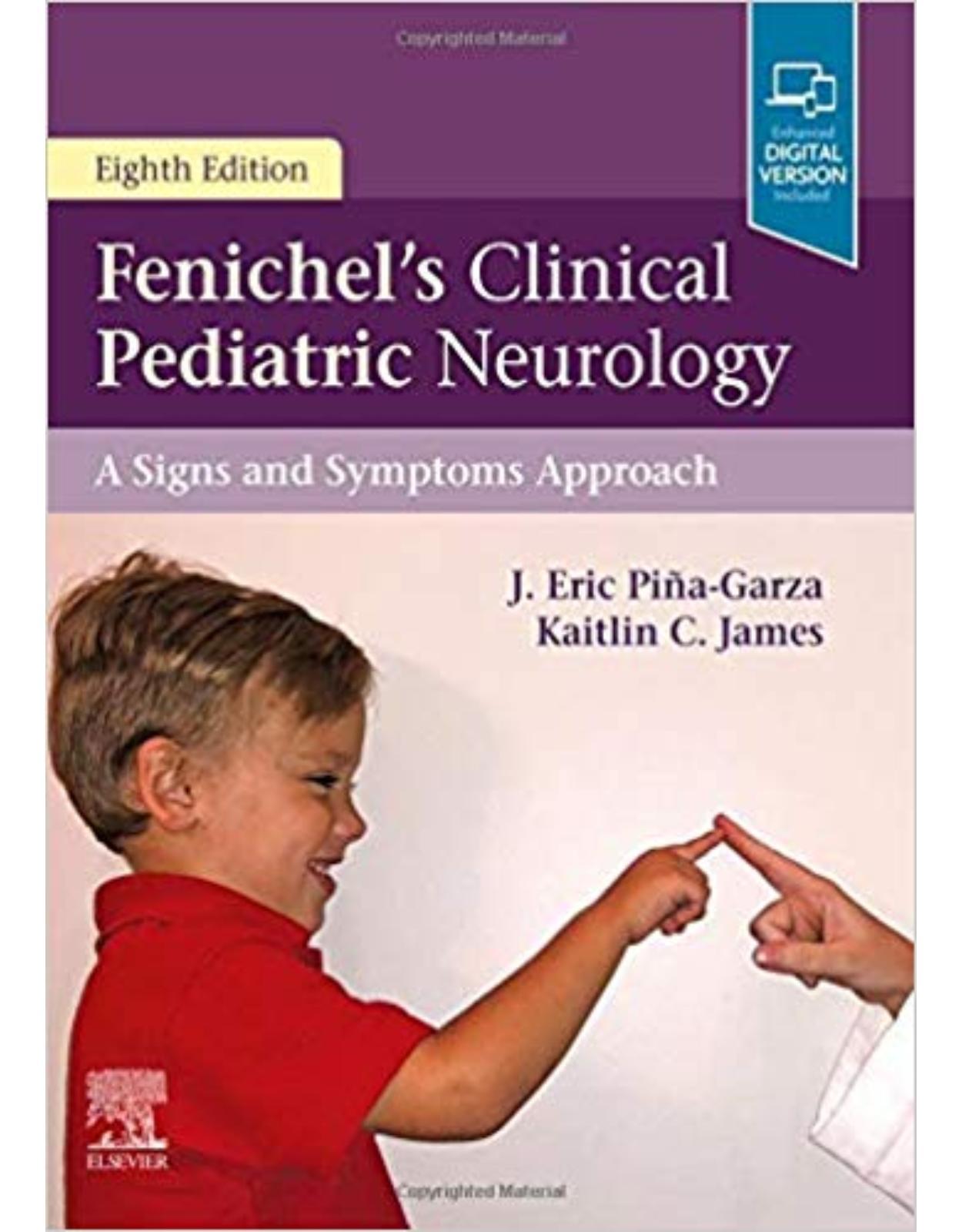 Fenichel's Clinical Pediatric Neurology, 8th Edition