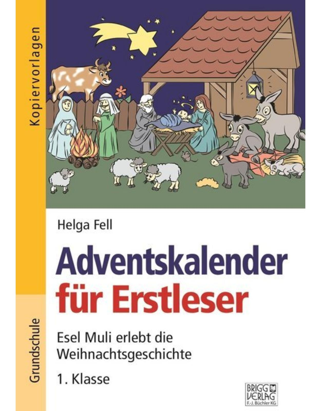 Adventskalender fur Erstleser