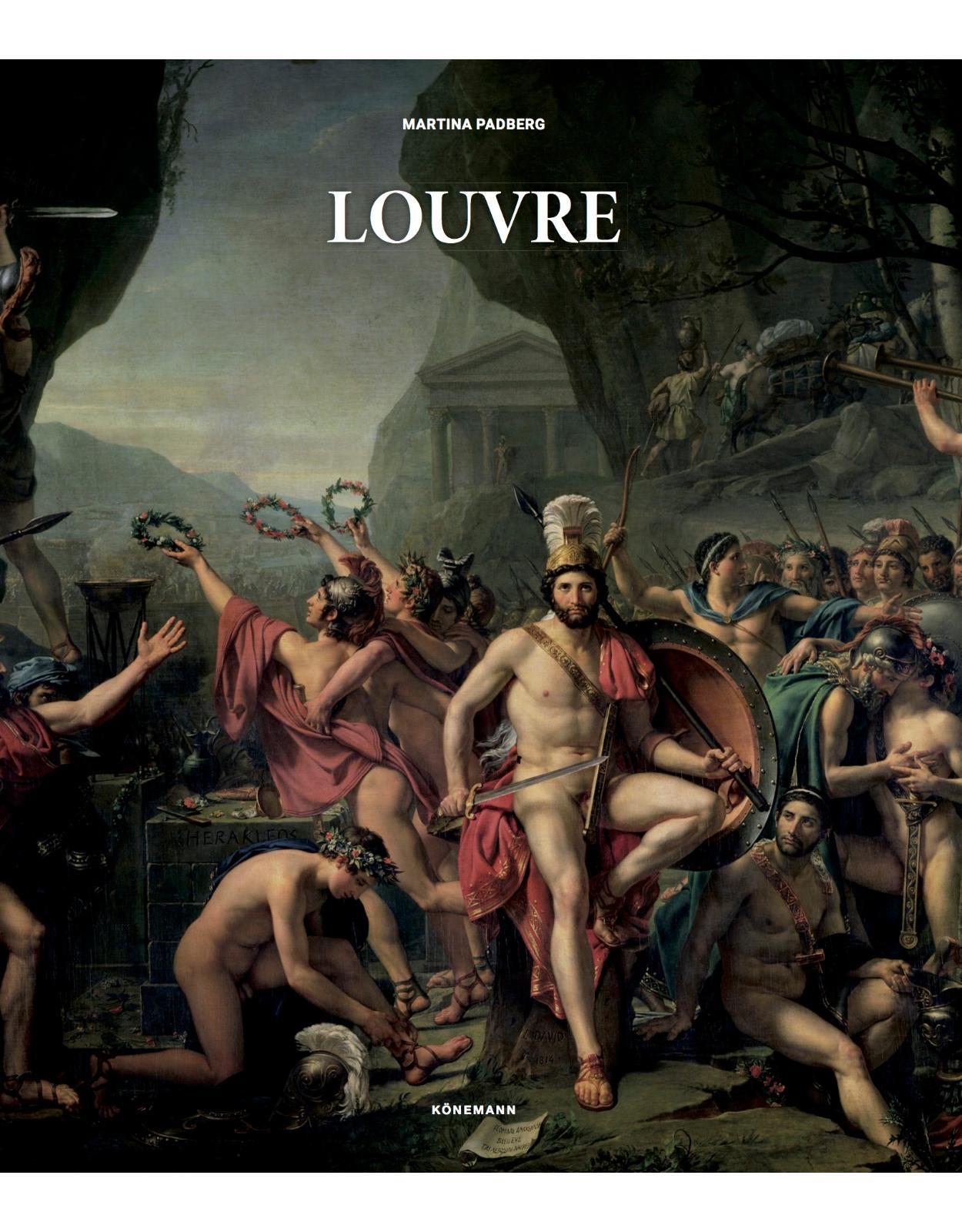 Album de arta Louvre