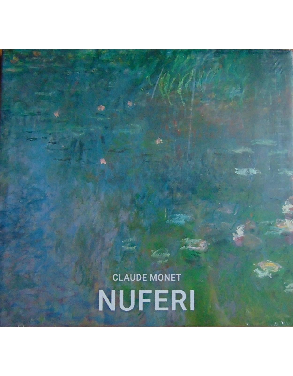 Album de arta Nuferi Claude Monet