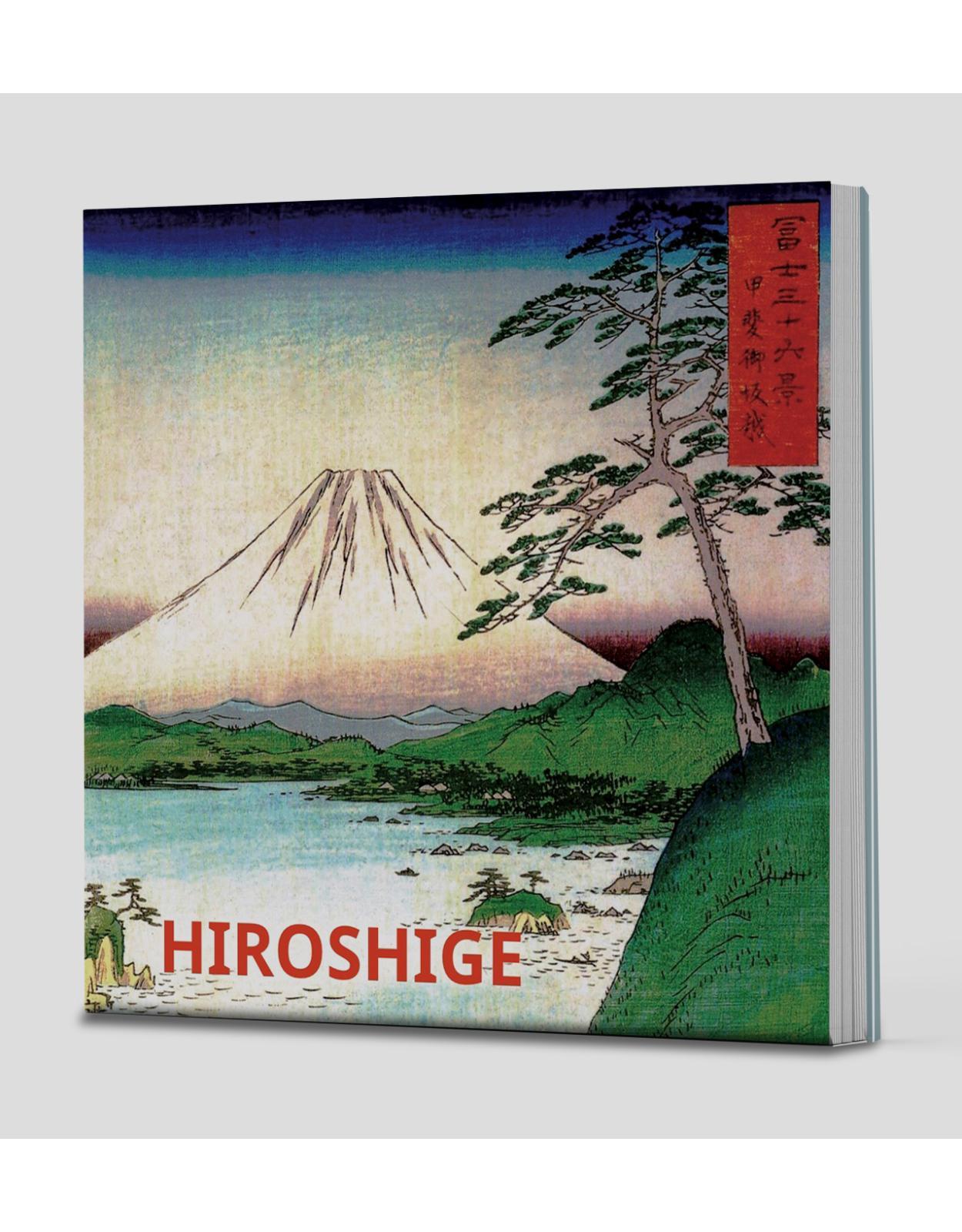 Album de arta Hiroshige