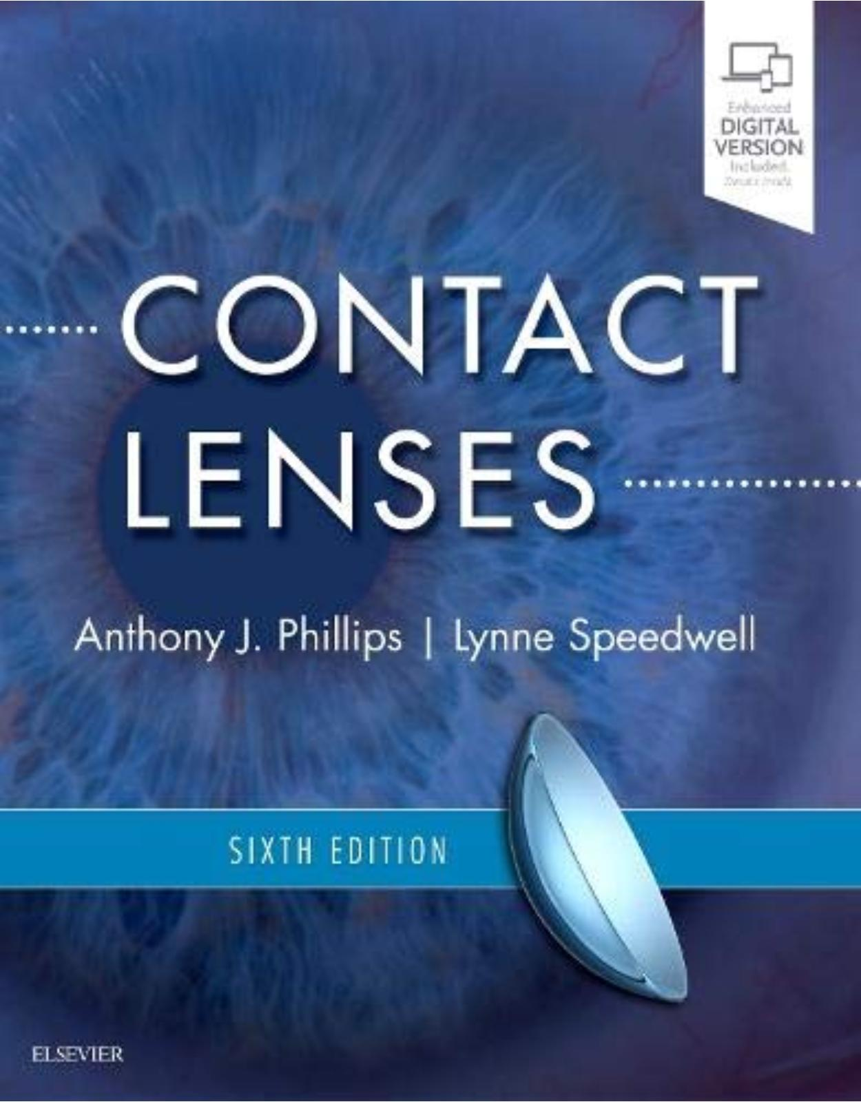 Contact Lenses, 6e
