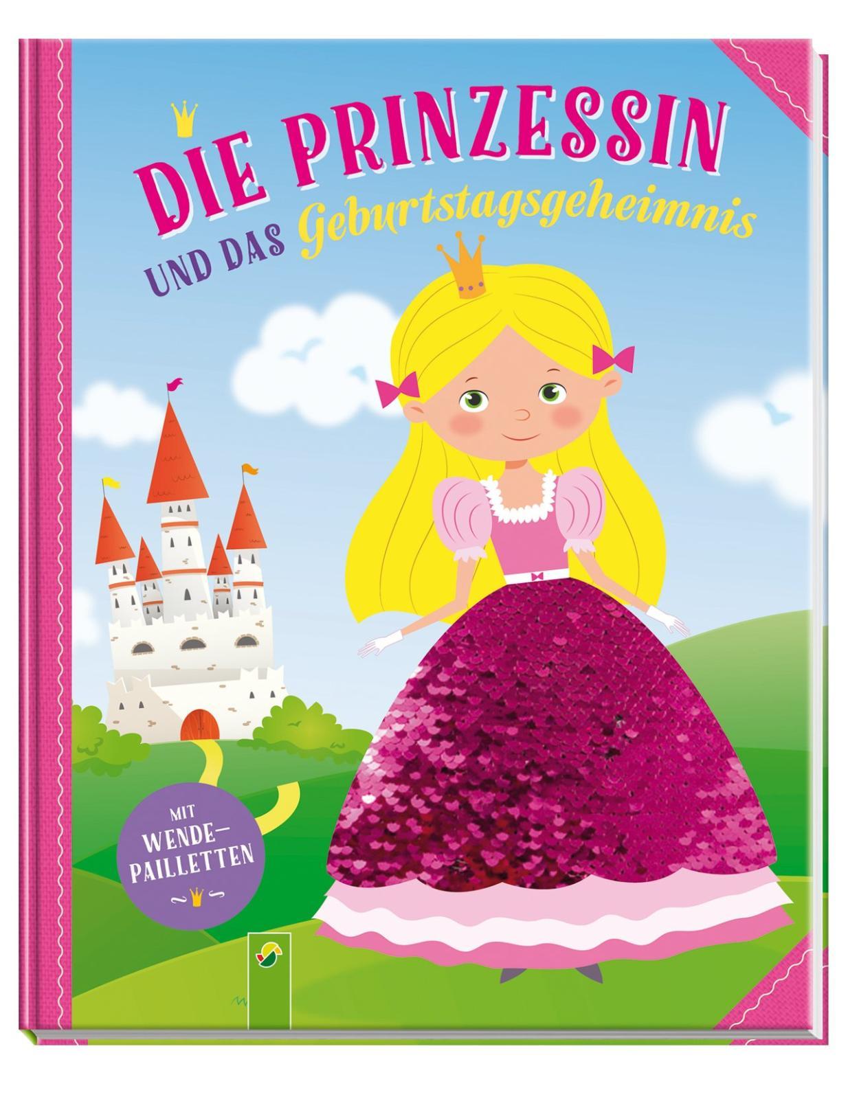 Die Prinzessin und das Geburtstasgeheimnis
