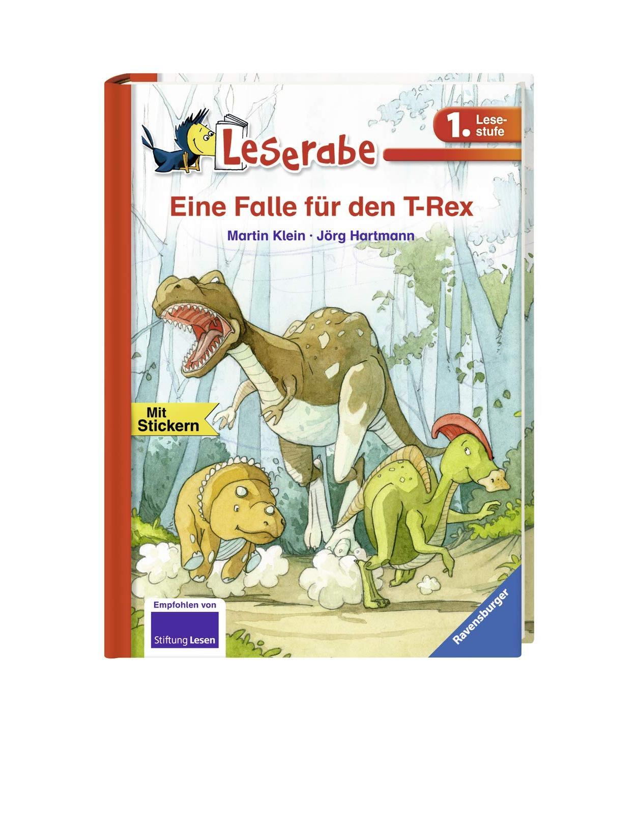 Eine Falle f�r den T-Rex