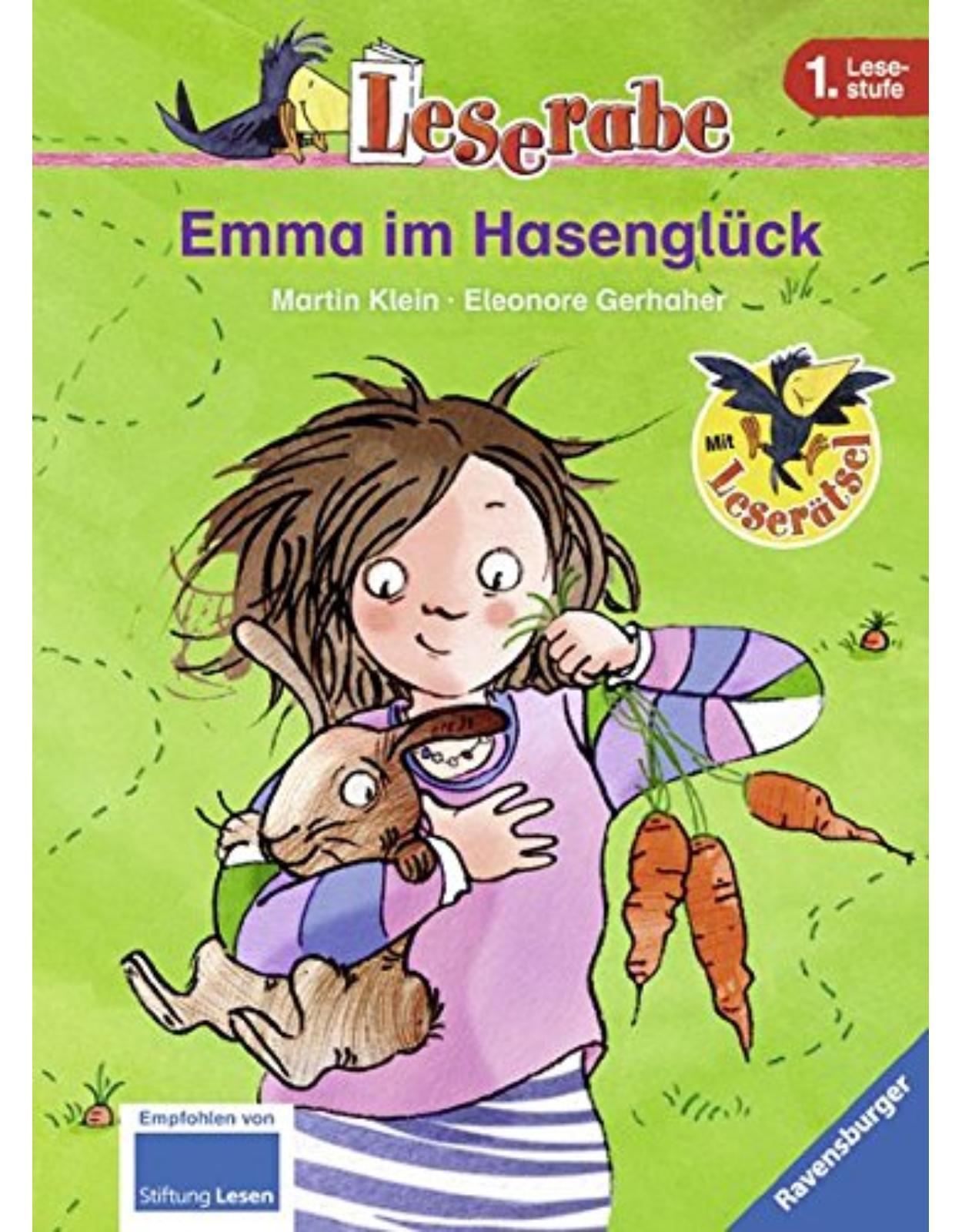 Emma im Hasengl�ck