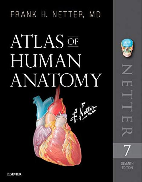Atlas of Human Anatomy, 7th Edition