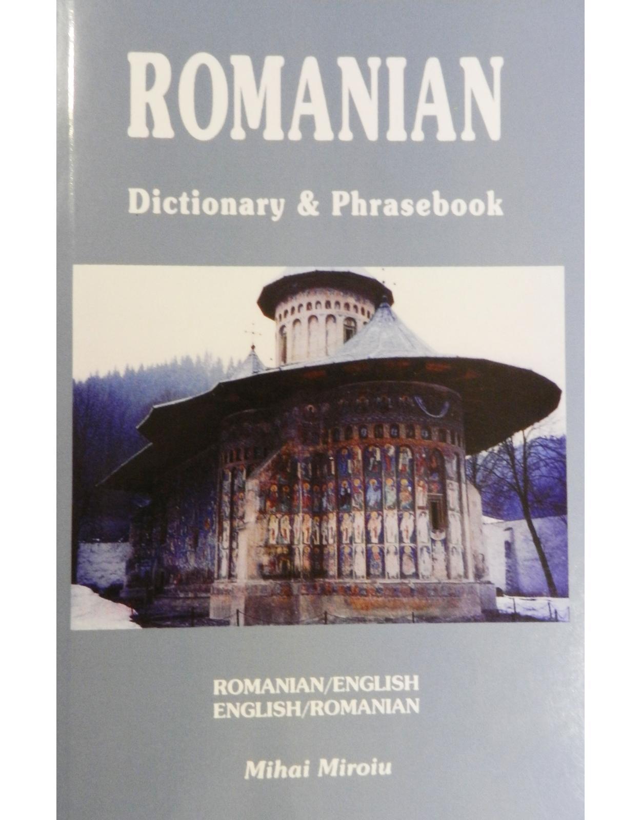Romanian Dictionary & Phrasebook
