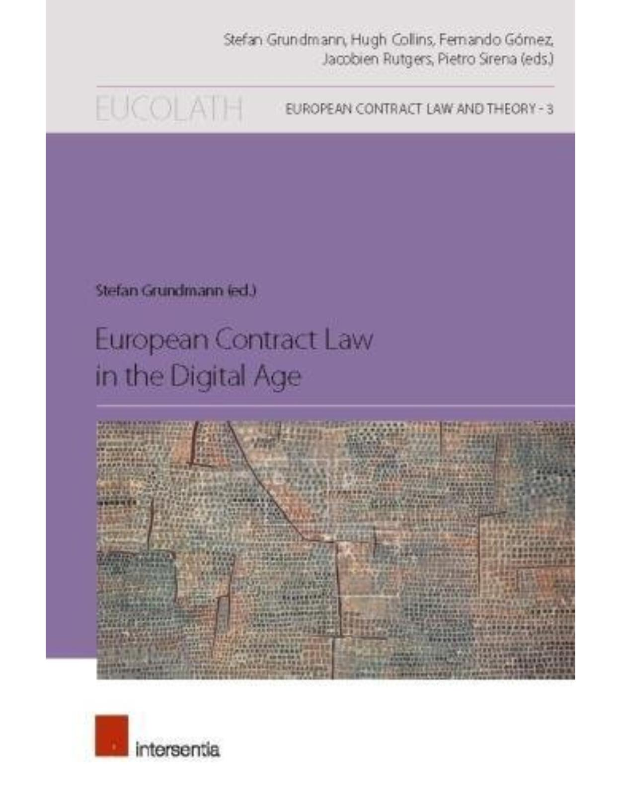 European Contract Law in the Digital Age