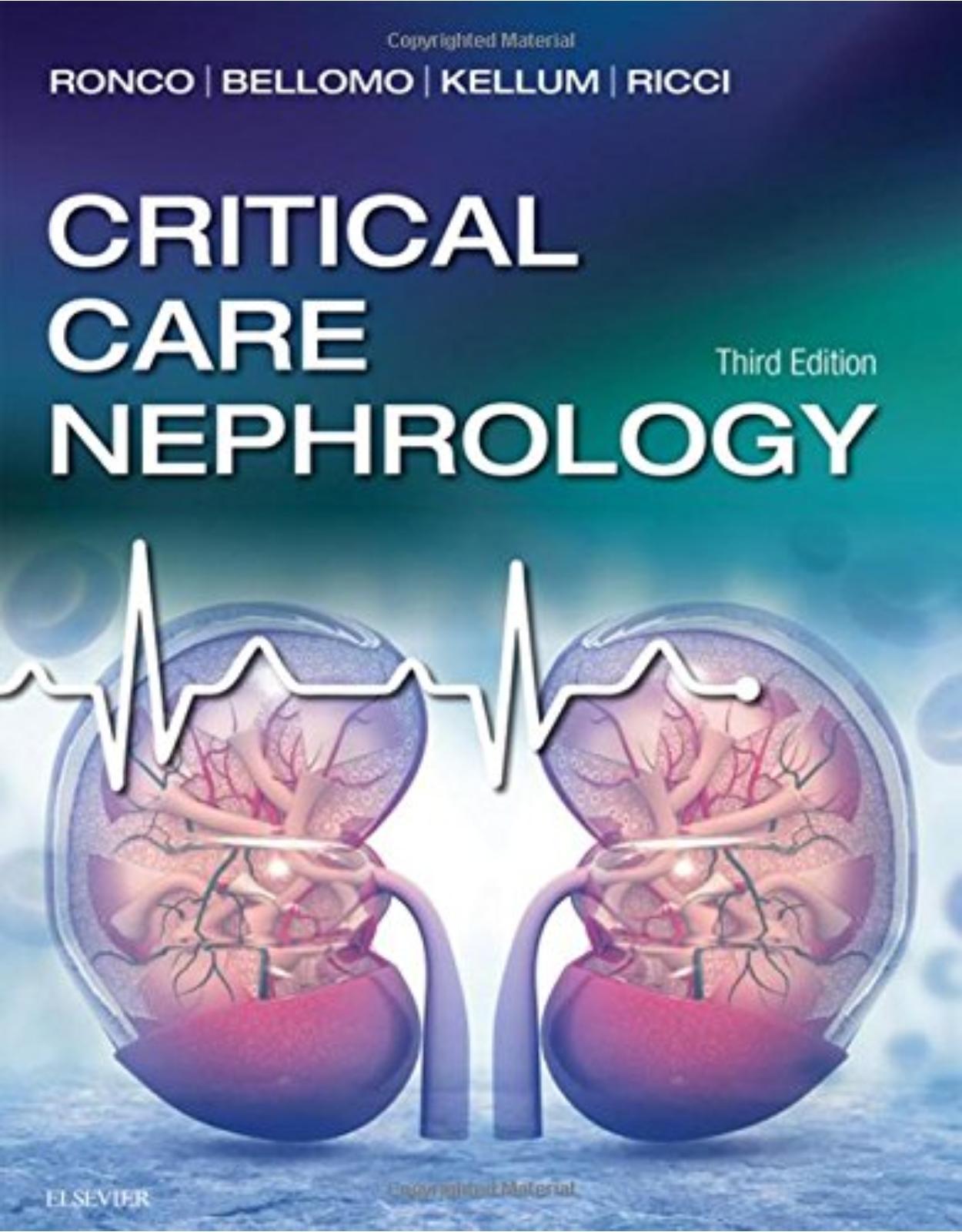 Critical Care Nephrology, 3e
