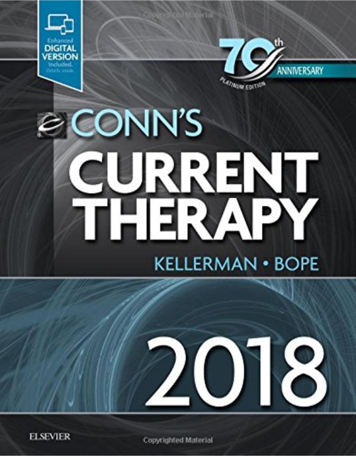 Conn's Current Therapy 2018, 1e