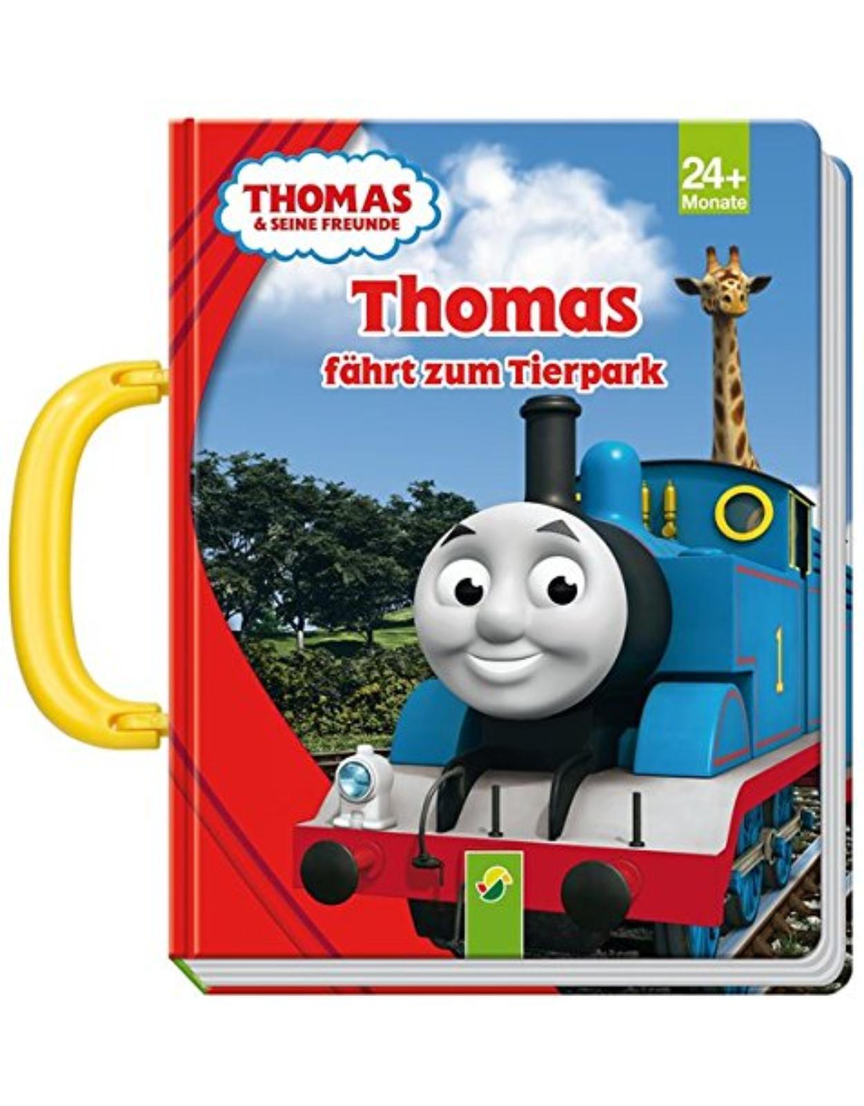 Thomas fährt zum Tierpark - Thomas und seine Freunde: Mit Tragegriff