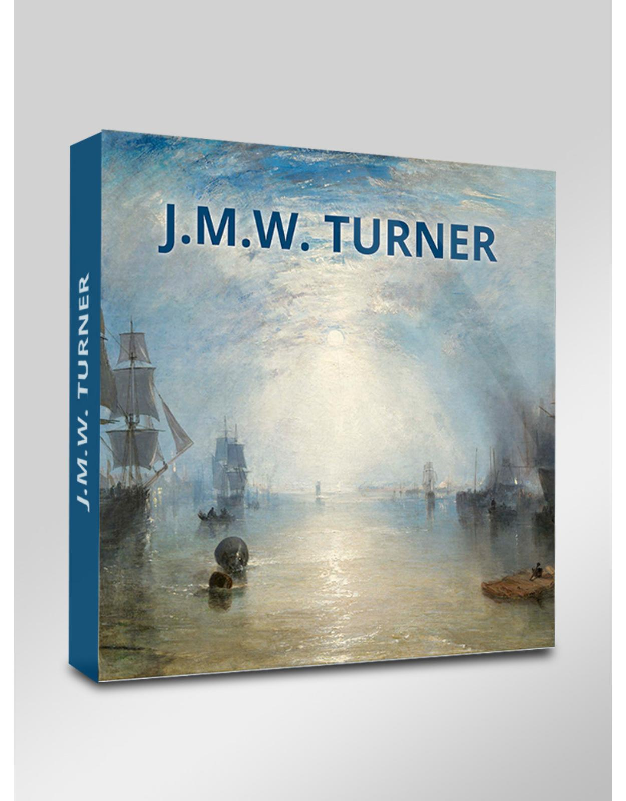 Album de arta William Turner