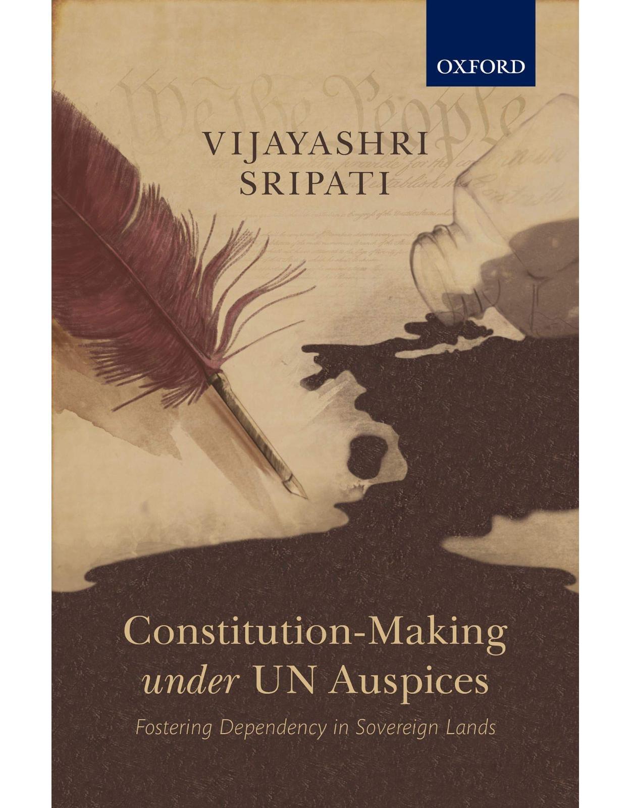 Constitution-Making under UN Auspices