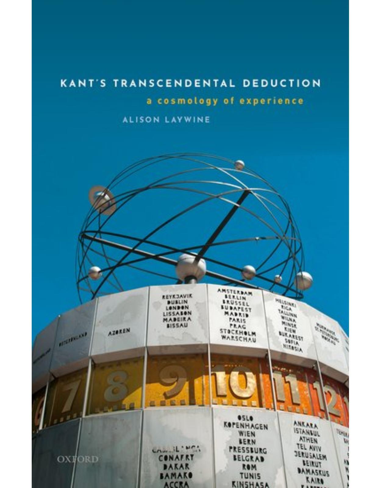 Kant's Transcendental Deduction