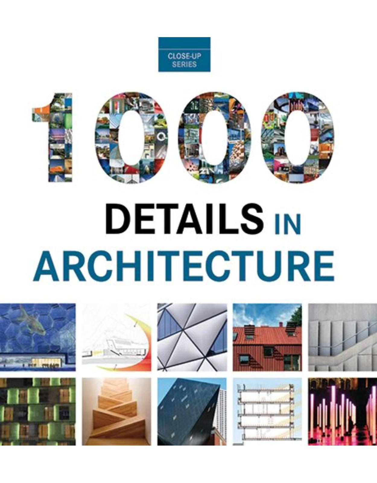 1,000 Details in Architecture