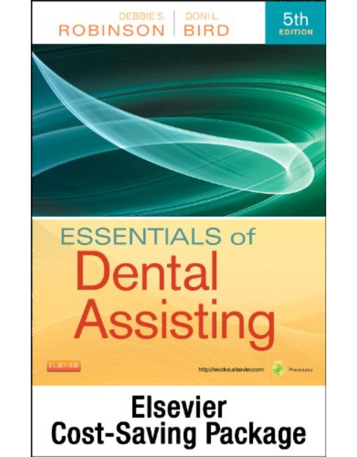 Essentials of Dental Assisting - Text and Workbook Package, 5e