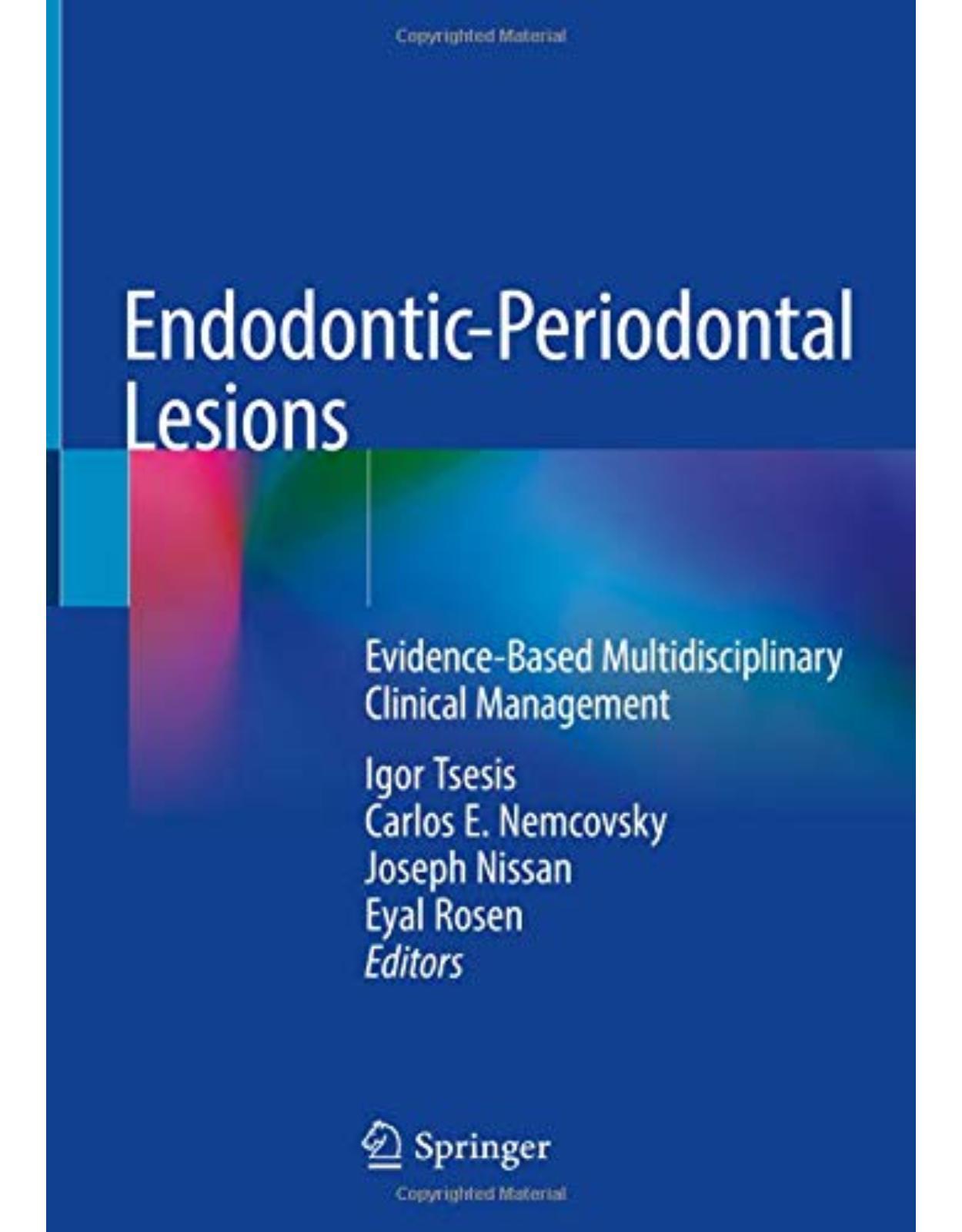 Endodontic-Periodontal Lesions
