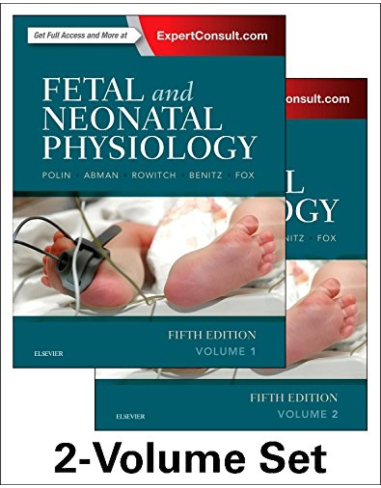 Fetal and Neonatal Physiology, 2-Volume Set, 5th Edition