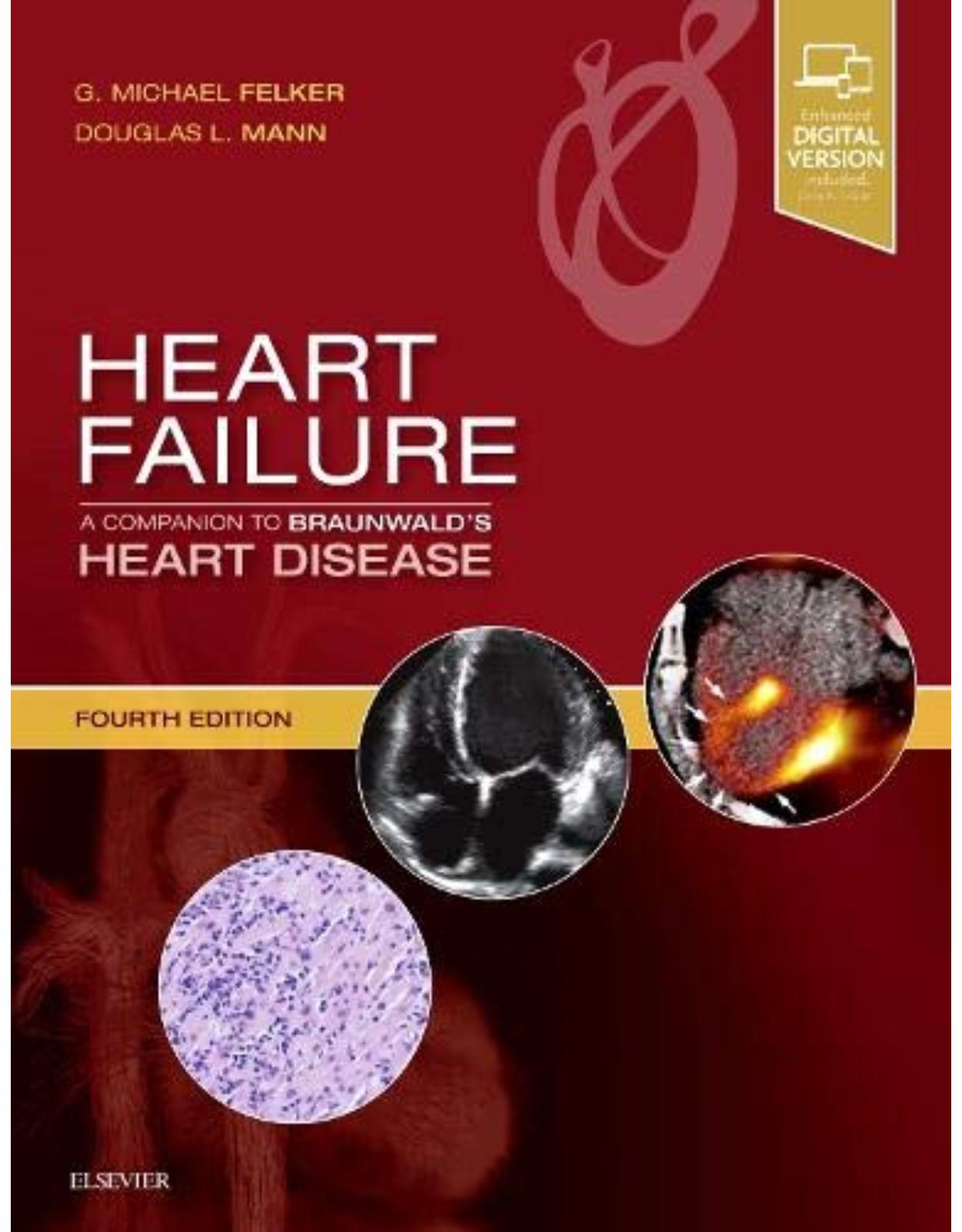 Heart Failure: A Companion to Braunwald's Heart Disease, 4th Edition