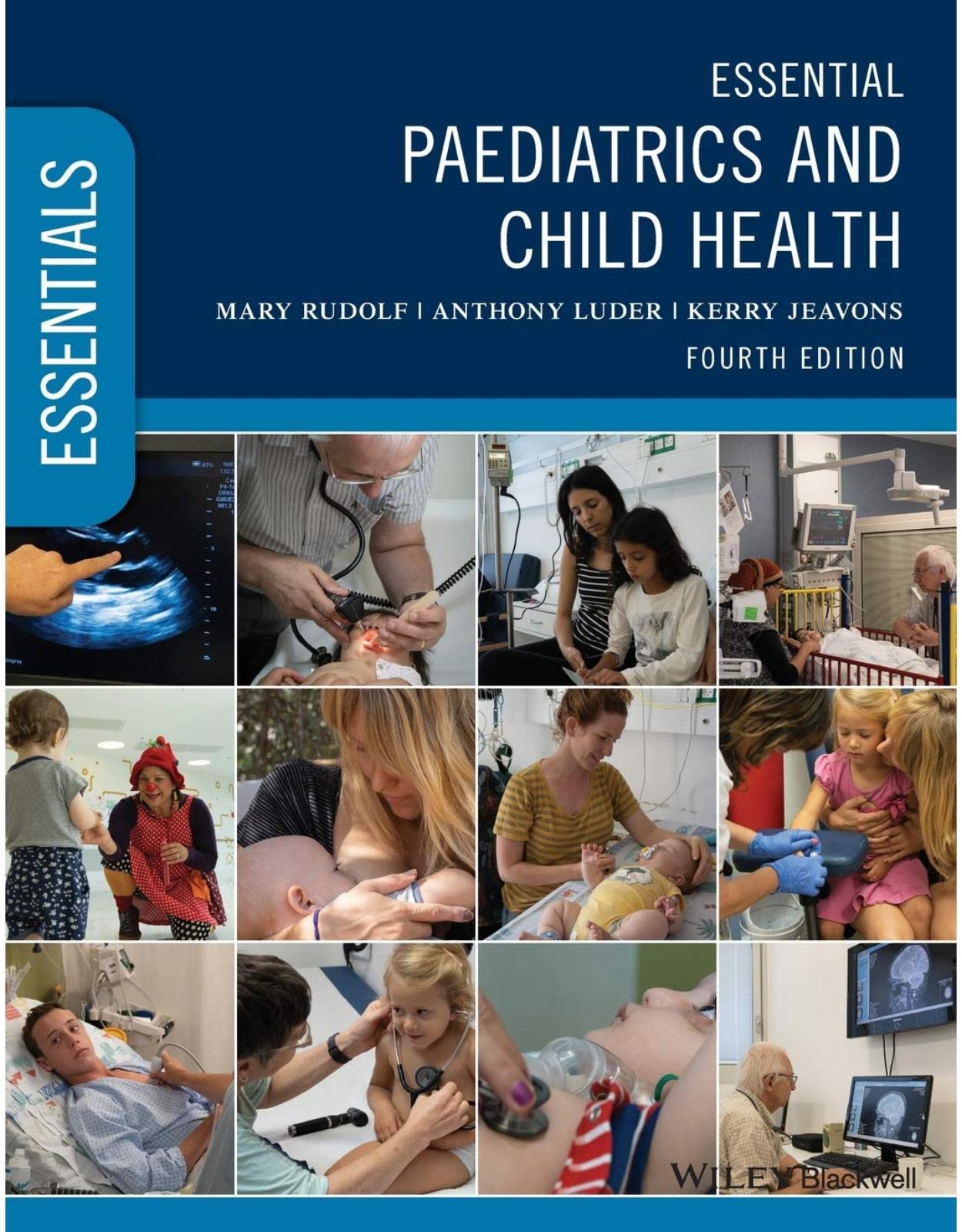 Essential Paediatrics and Child Health (Essentials)