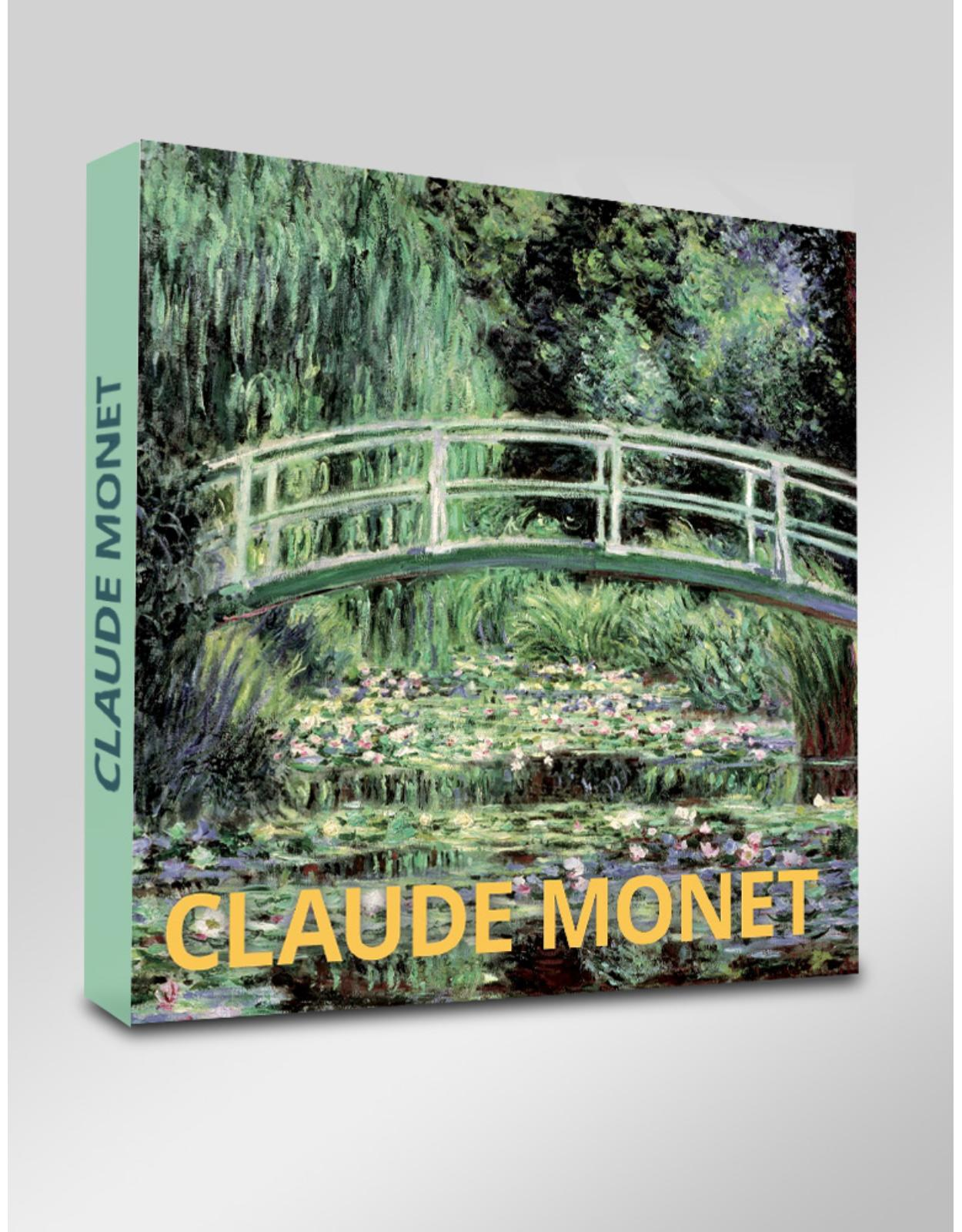 Album de artă Monet