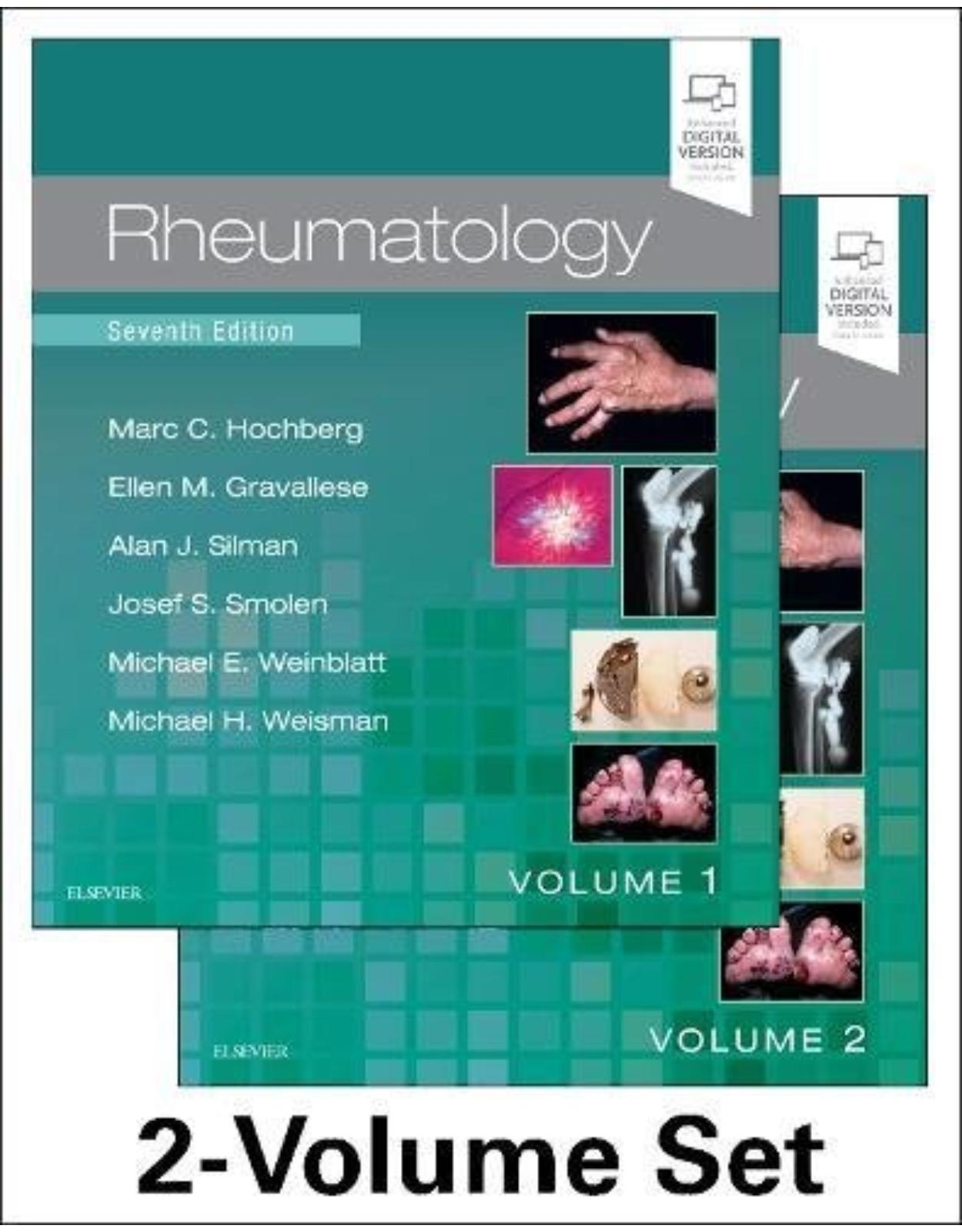 Rheumatology, 2-Volume Set, 7th Edition