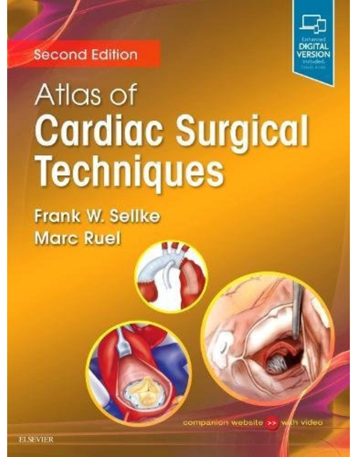 Atlas of Cardiac Surgical Techniques, 2e
