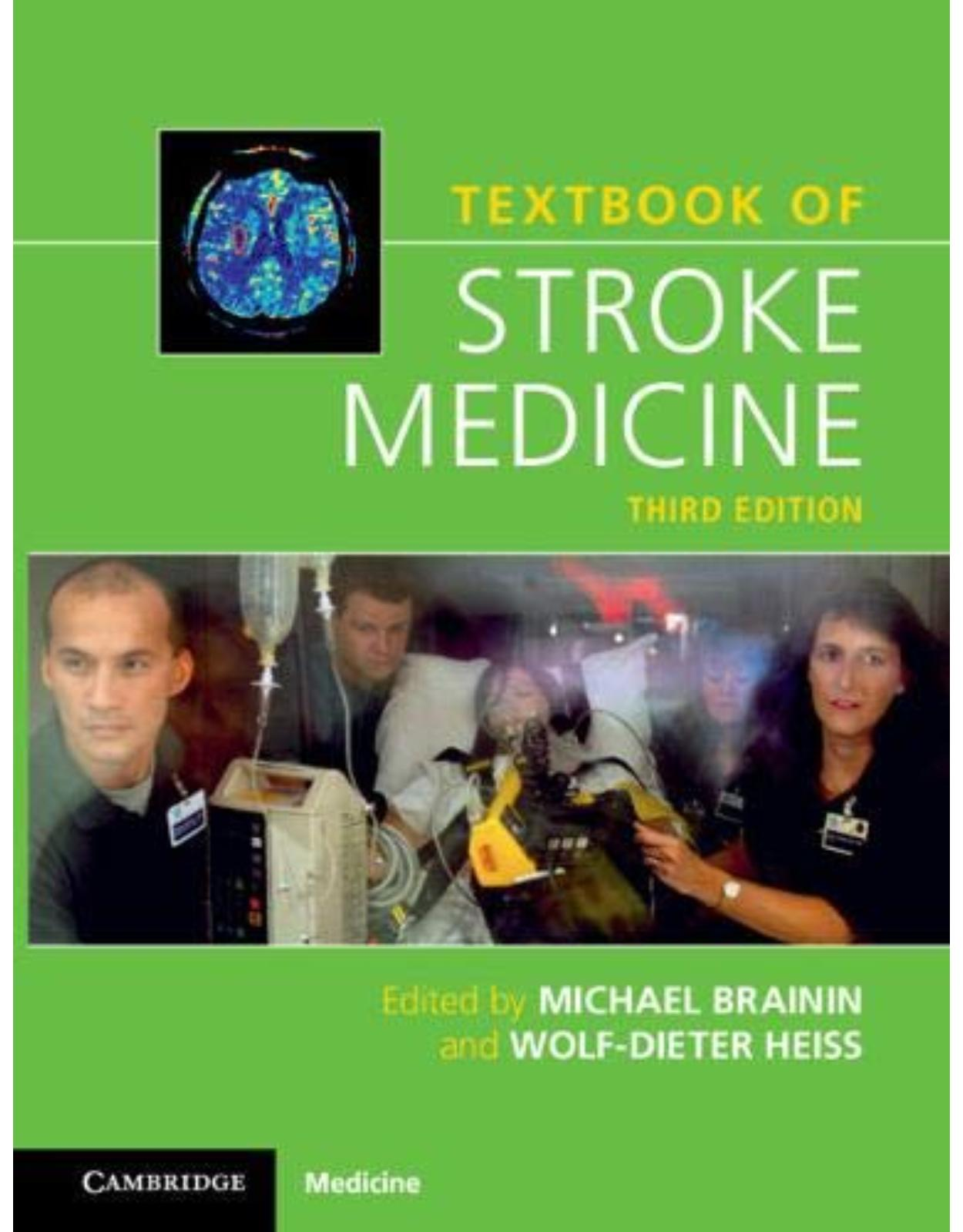 Textbook of Stroke Medicine. 3rd Edition