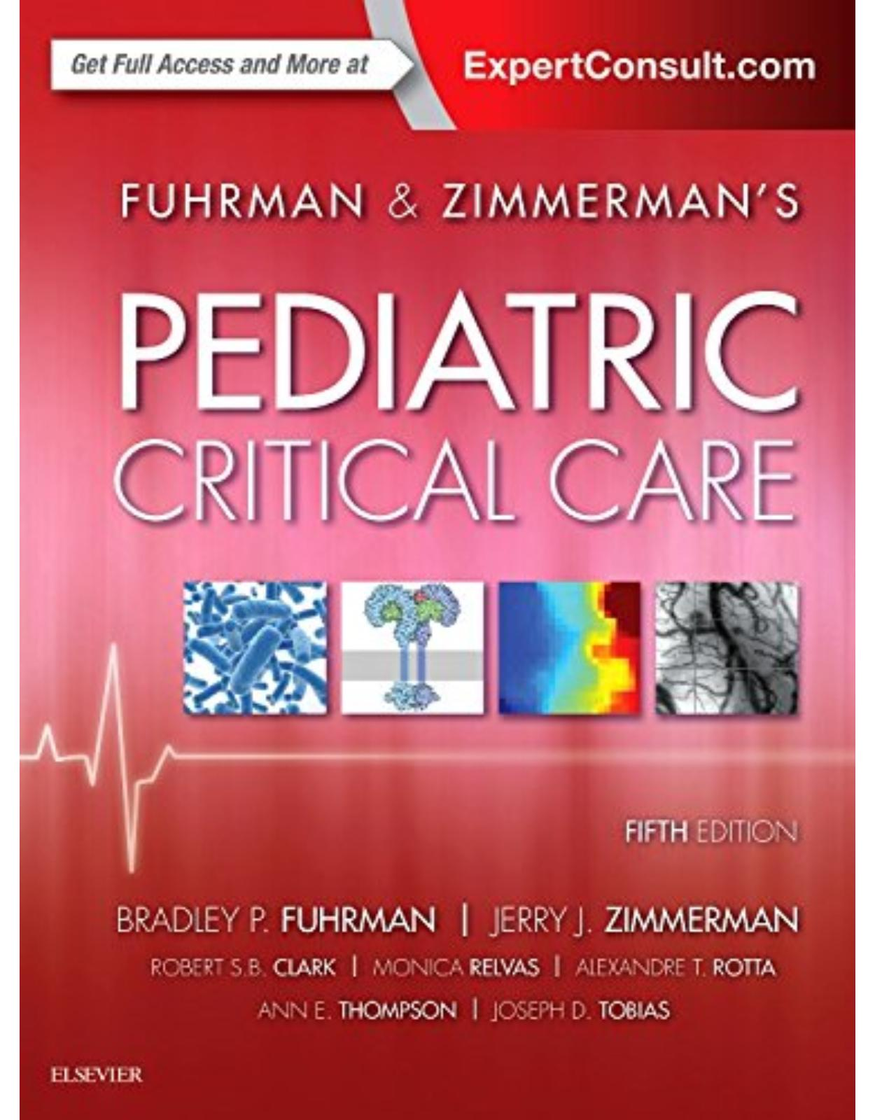 Pediatric Critical Care, 5th Edition