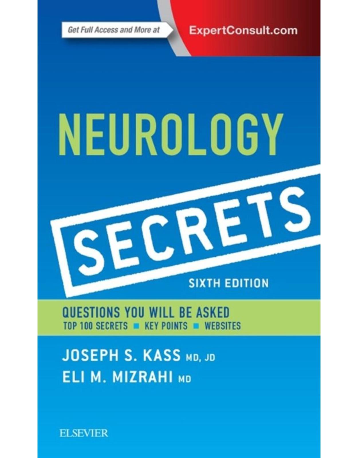 Neurology Secrets, 6th Edition
