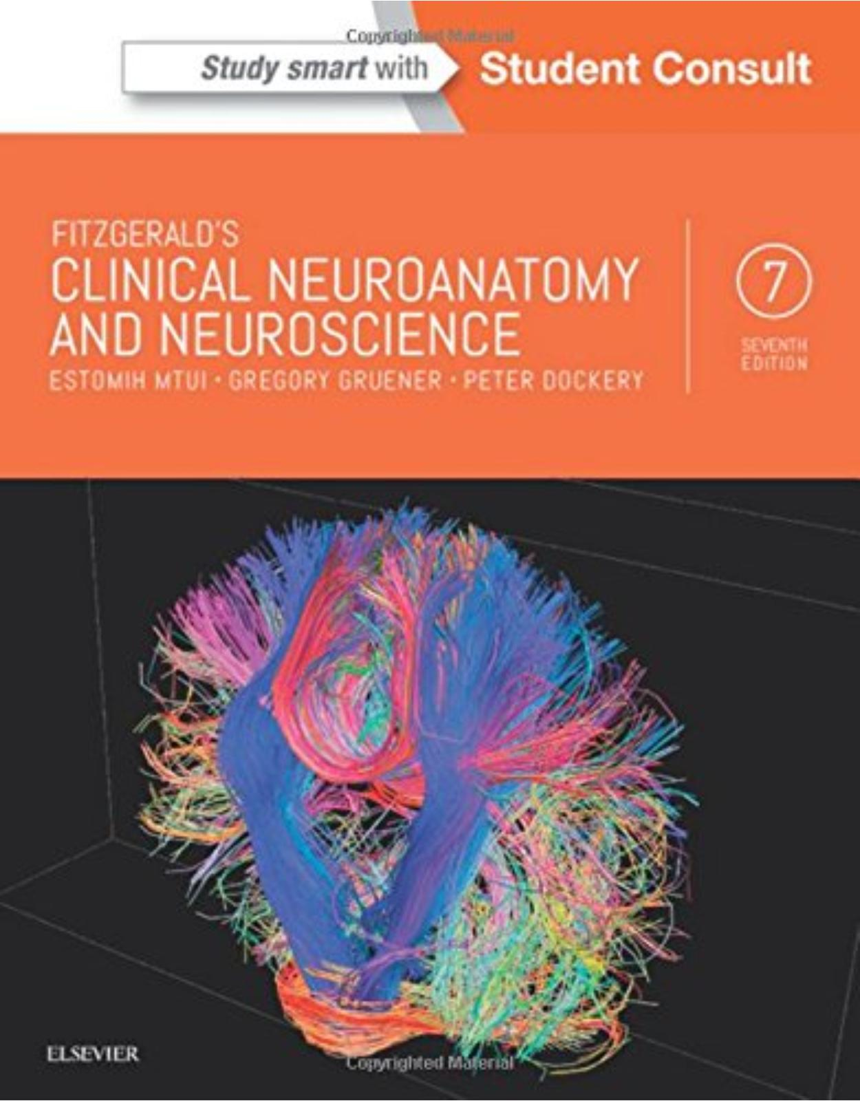 Fitzgerald's Clinical Neuroanatomy and Neuroscience, 7th Edition