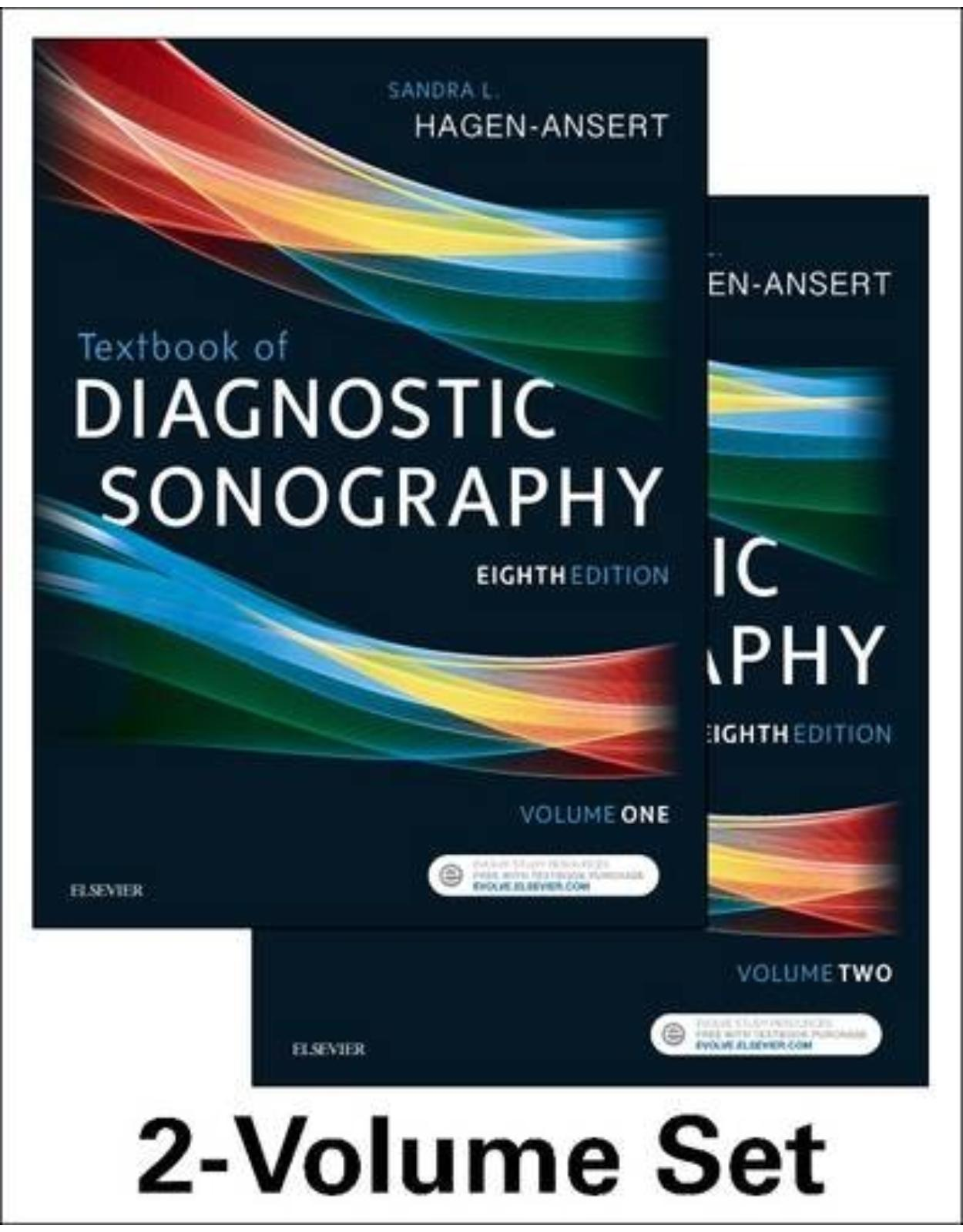 Textbook of Diagnostic Sonography, 8th Edition