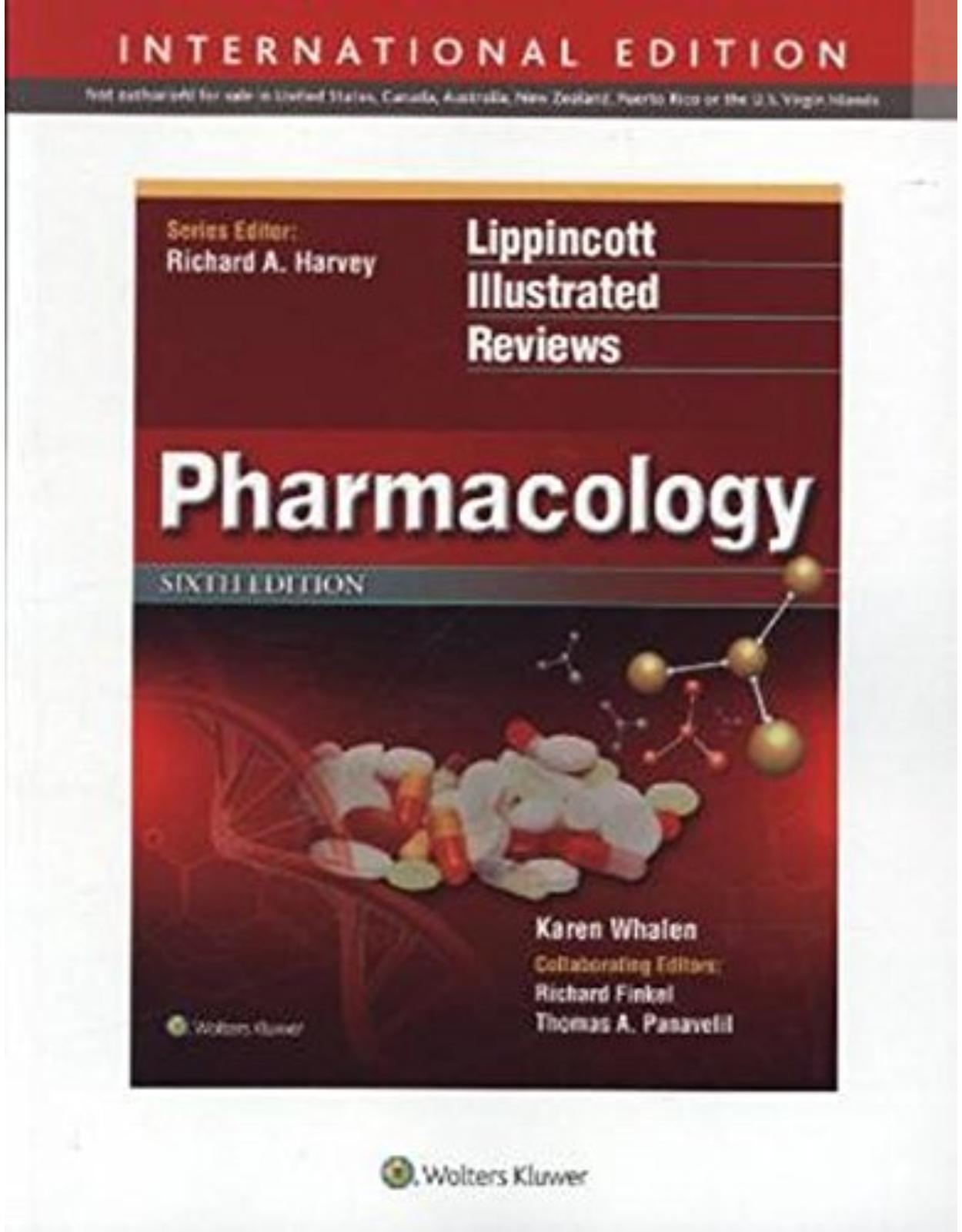 Lippincott Illustrated Reviews: Pharmacology, 6e