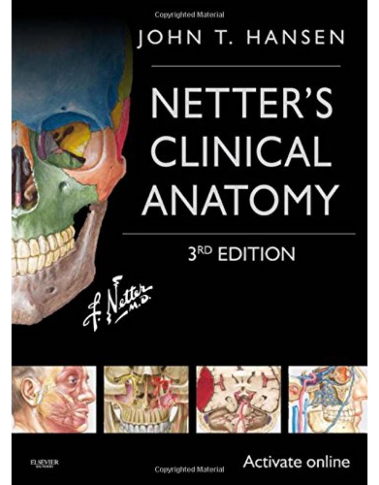 Netter's Clinical Anatomy, 3rd Edition