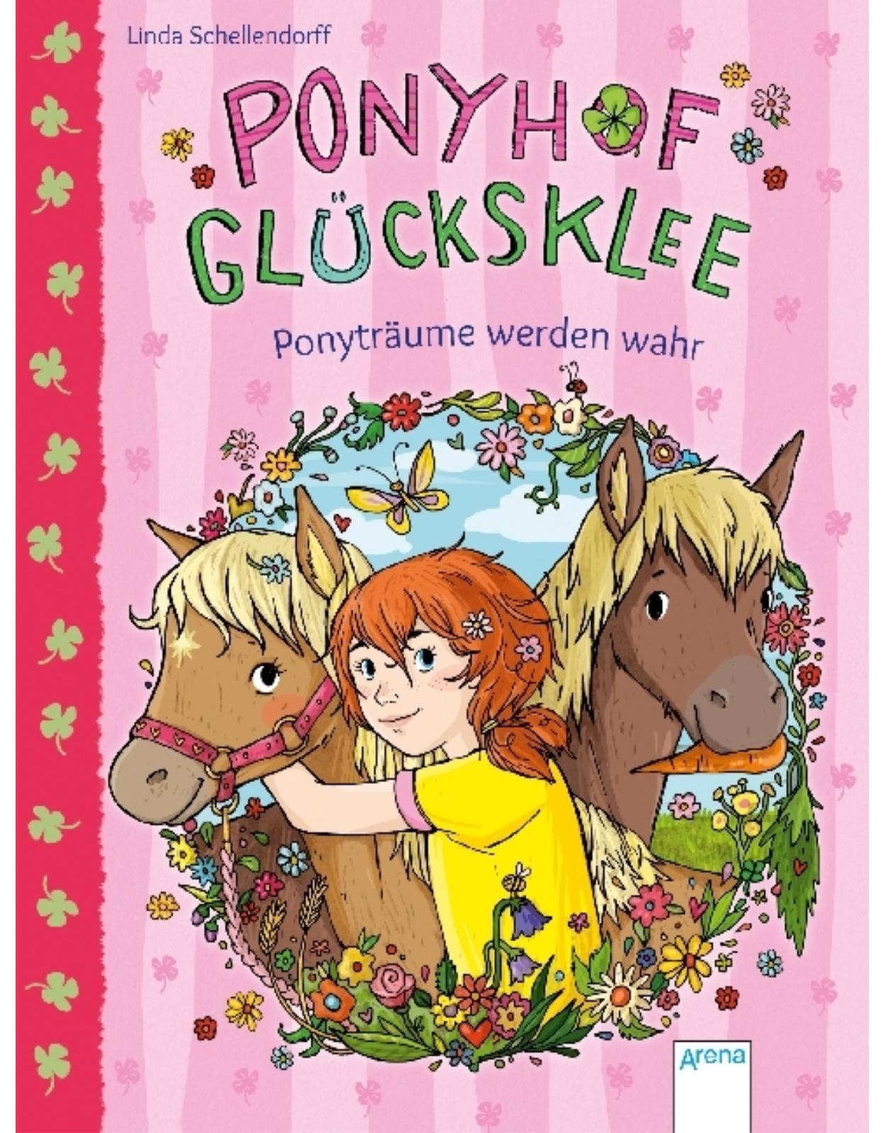 Ponyhof Glucksklee - Ponytraume werden wahr