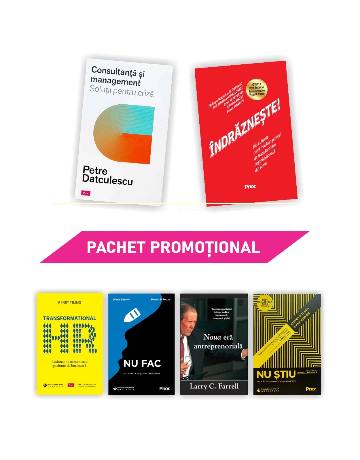 Pachet Promotional Business