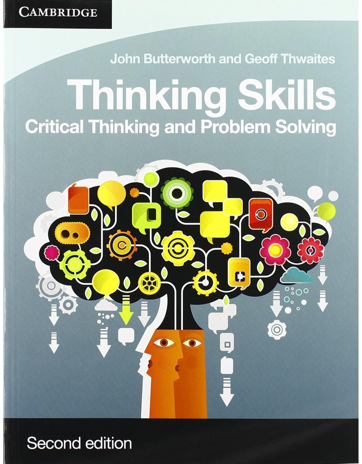 Thinking Skills: Critical Thinking and Problem Solving (Cambridge International Examinations) - Second edition