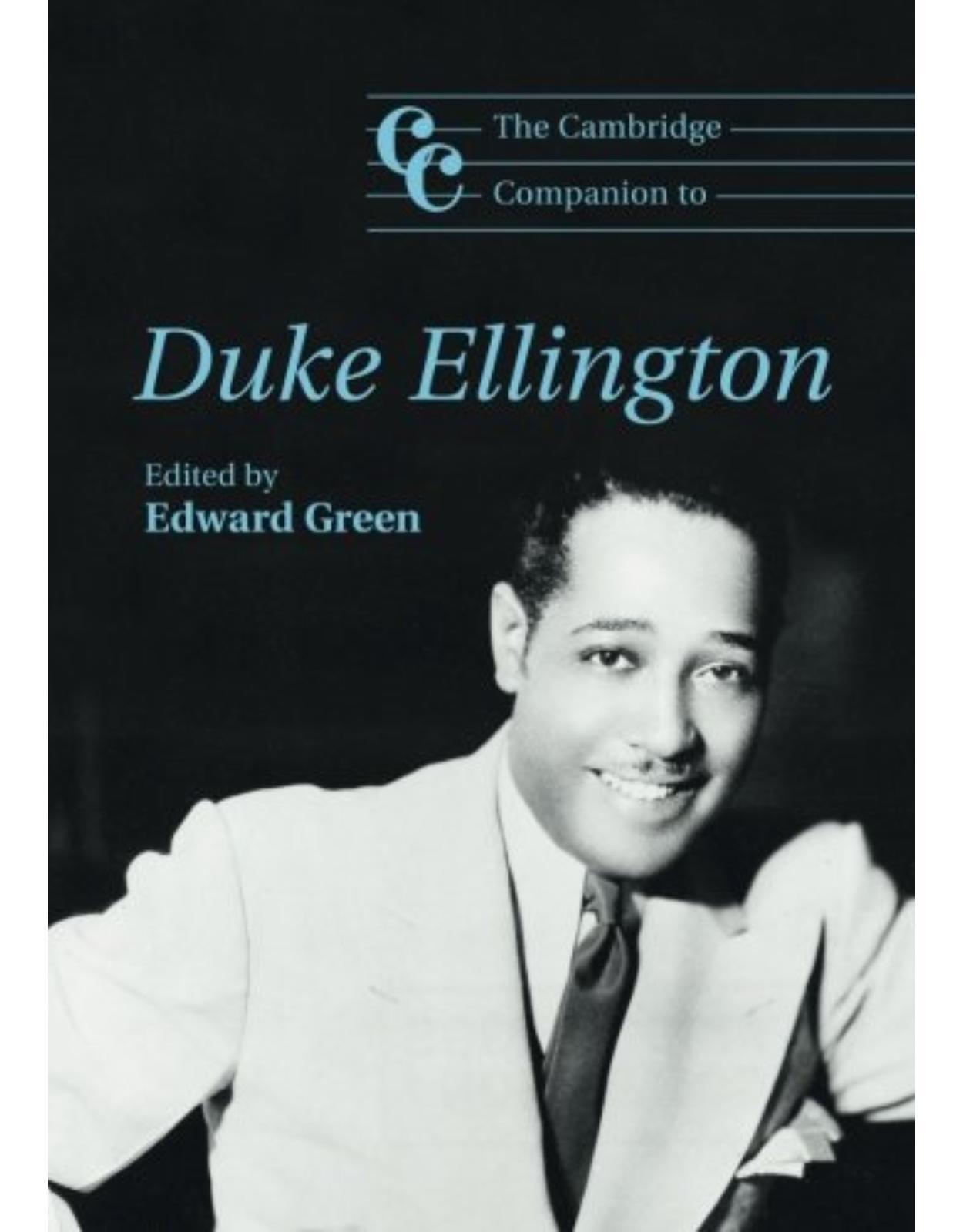 The Cambridge Companion to Duke Ellington (Cambridge Companions to Music)