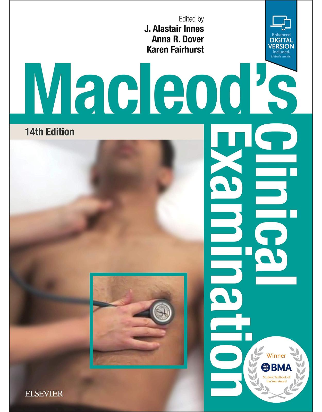Macleods Clinical Examination, 14e
