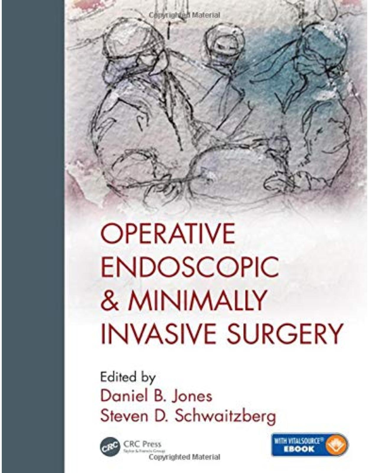 Operative Endoscopic and Minimally Invasive Surgery