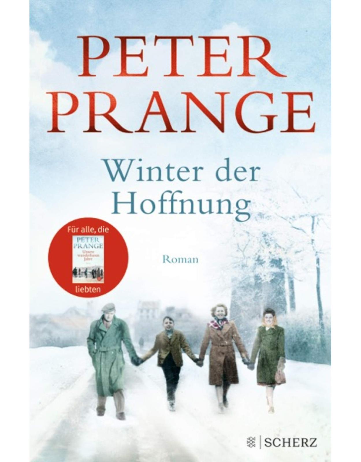 Winter der Hoffnung: Roman