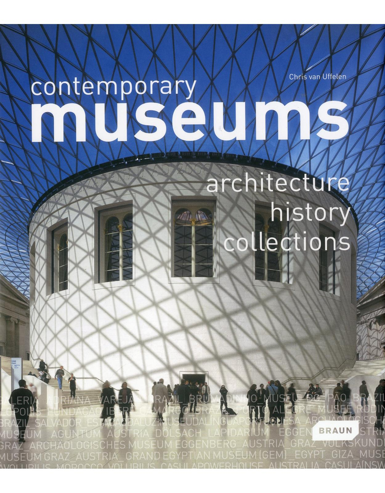 Contemporary Museums: Architecture · History · Collections