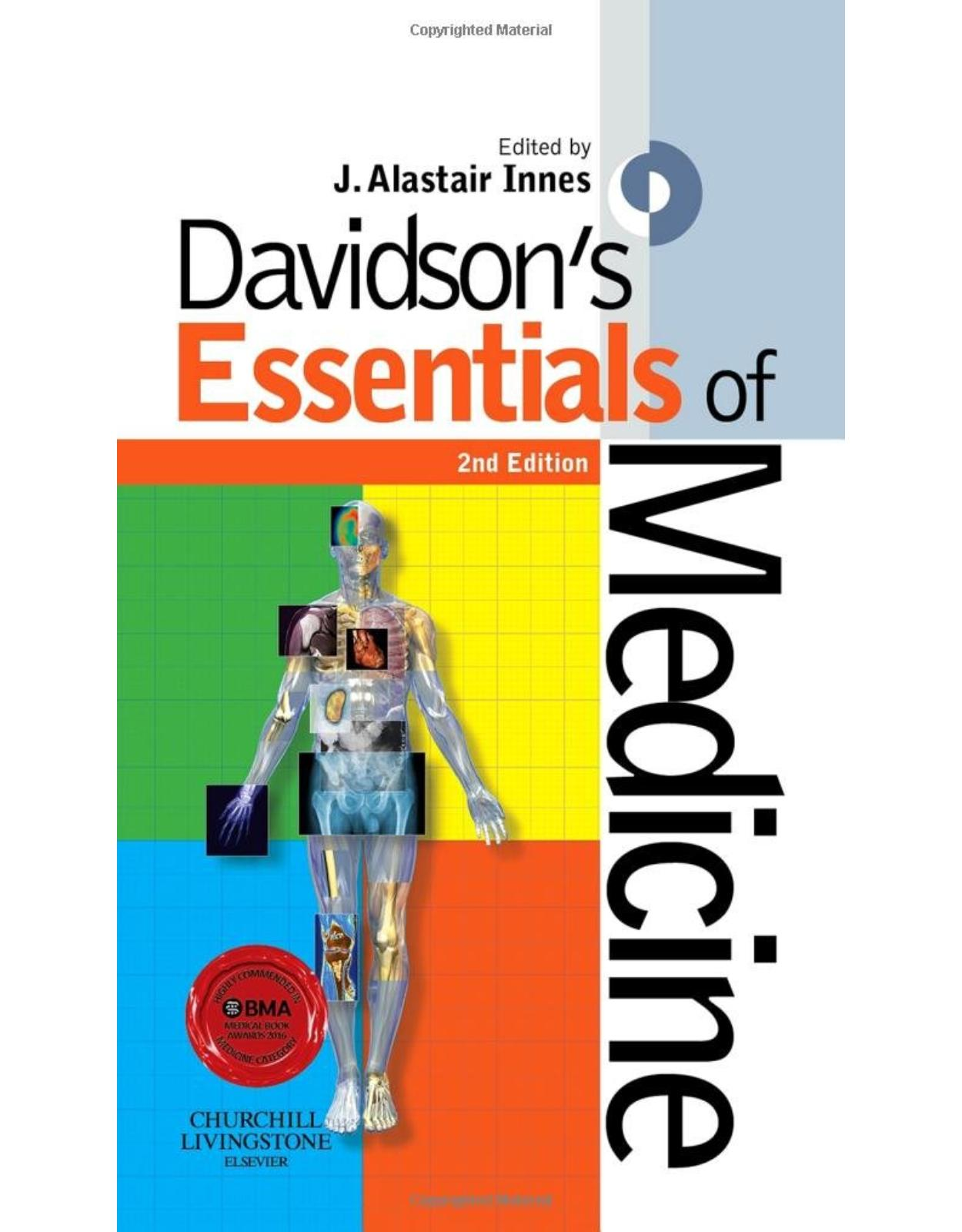Davidson's Essentials of Medicine, 2e