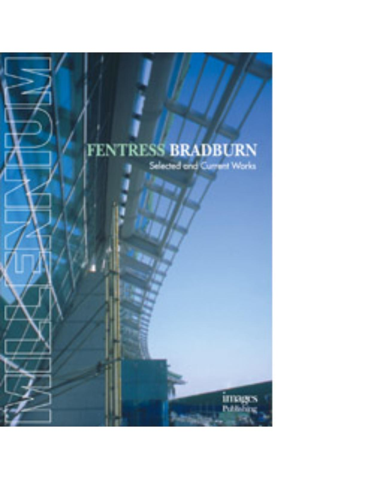 Fentress Bradburn: Selected and Current Works