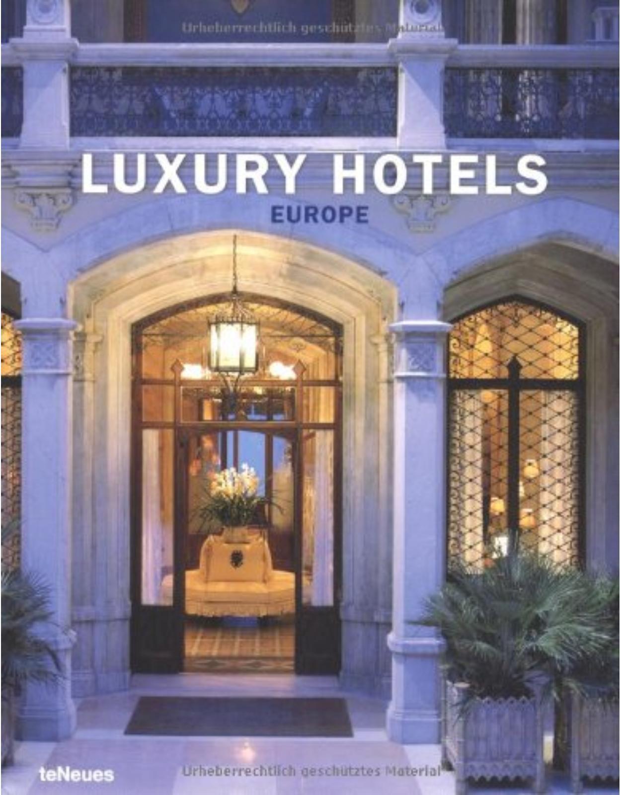 Luxury Hotels Europe